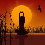 bienetre en savourant l'instant present
