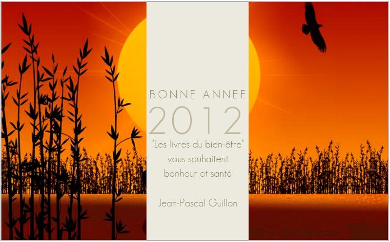 Meilleurs vœux pour 2012